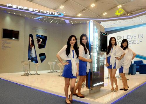 Gaikindo Indonesia International Auto Show 2015