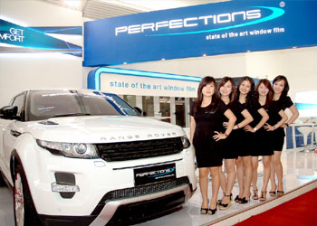 The 20st Indonesia International Motor Show
