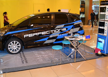 Perfections Exhibitions